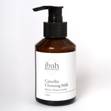 Camellia Cleansing Milk-natural organic vegan skin care Australia 02 42687 2865