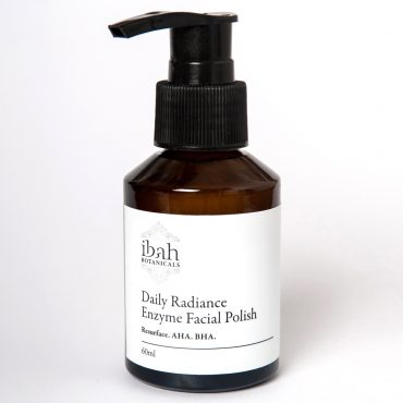 DAILY RADIANCE ENZYME FACIAL POLISH-natural organic vegan skin care Australia 02 42687 2865