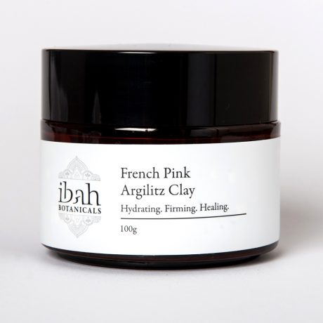 FRENCH PINK ARGILITZ CLAY-natural organic vegan skin care Australia 02 42687 2865