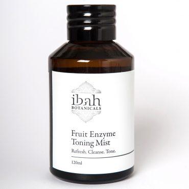 Fruit Enzyme Toning Mist-natural organic vegan skin care Australia 02 42687 2865