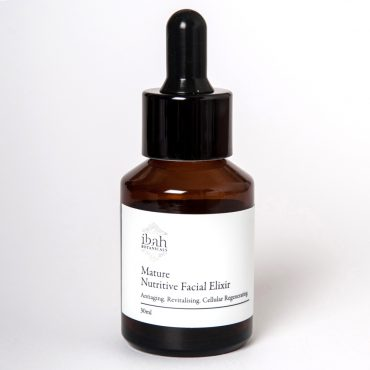 Mature Nutritive Facial Elixir-natural organic vegan skin care Australia 02 42687 2865