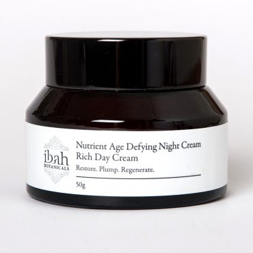 Nutrient Age Defying Night Cream Rich Day Cream-natural organic vegan skin care Australia 02 42687 2865