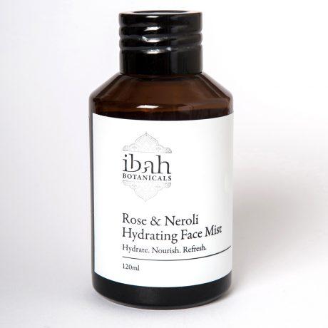 Rose & Neroli Hydrating Face Toner-natural organic vegan skin care Australia 02 42687 2865