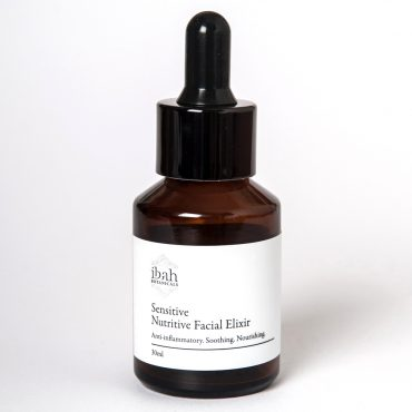 Sensitive Nutritive Facial Elixir-natural organic vegan skin care Australia 02 42687 2865 1
