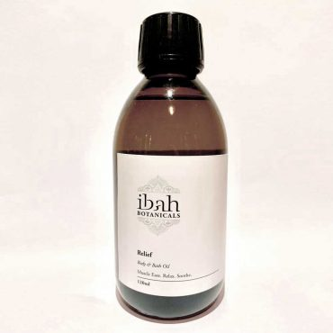 Relief Body and Bath Oil