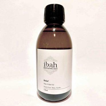 Relief Body and Bath Oil