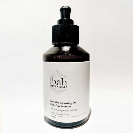 Sensitive Cleansing Oil Make-Up Remover